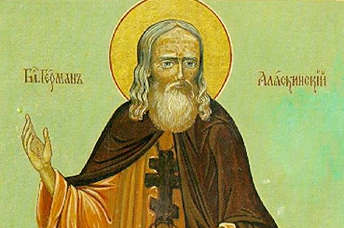 Feast of the Glorification on St. Herman of Alaska